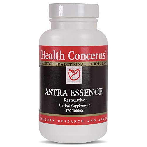Health Concerns – Astra Essence – Restorative Herbal Supplement – 270 Tablets
