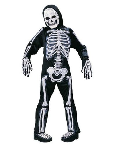 Skelebones Child Medium - Skeleton Costume
