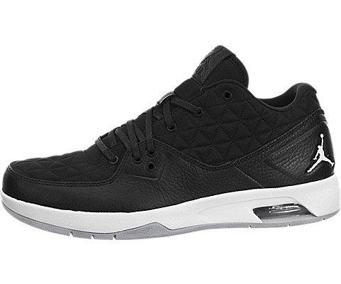 2ac6654a613501 Jordan CLUTCH mens basketball-shoes 845043-010 10 - BLACK WHITE-WOLF GREY -  Buy Online in Oman.