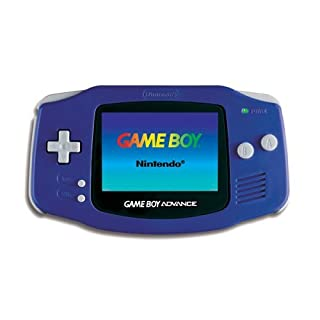 Nintendo Game Boy Advance - Indigo (Renewed)