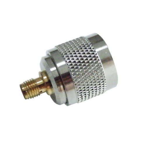 N Male to RP-SMA Female Plug RF Coaxial Cable Connector Converter Adapter