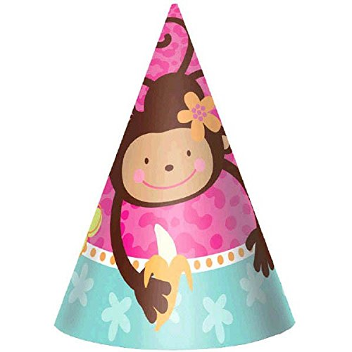 Cone Hats | Monkey Love Collection | Party