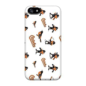 LauraAdamicska For HTC One M7 Phone Case Cover High Quality Hard For HTC One M7 Phone Case Cover Design Fashion Baltimore Orioles Image [vgD19799toSv]