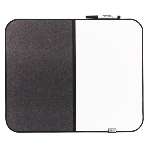 Post-it Self-stick and Dry Erase Board, 18 Inches x 22 (Self Teaching Board)