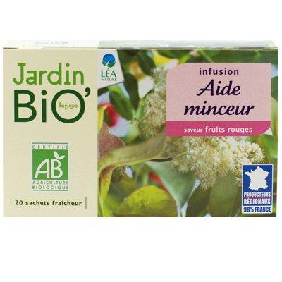 Jardin Bio Jardín Bio Infusión Ayuda Bolsas Minceur20 ...