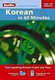 img - for Berlitz Korean in 60 Minutes (Berlitz in 60 Minutes) book / textbook / text book