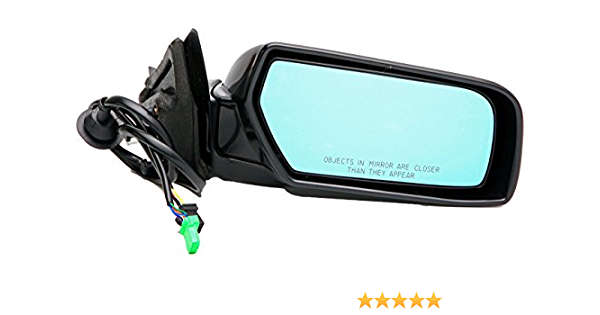 Black Dorman 955-1793 Driver Side Power Door Mirror Heated//Folding for Select Cadillac Models