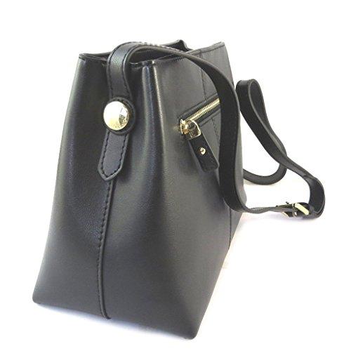 Bag designer Ted Lapidusnero - 25x19.5x13 cm.