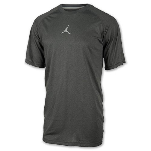 51153da2ea1 Jordan Dri-fit Dominate Fitted Men's Training T-shirt Style: 465072-021  Size: L - Buy Online in Oman. | Apparel Products in Oman - See Prices, ...