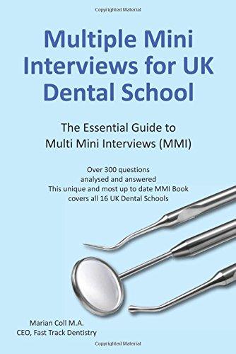 [E.b.o.o.k] Multiple Mini Interviews (MMI) for UK Dental School [R.A.R]