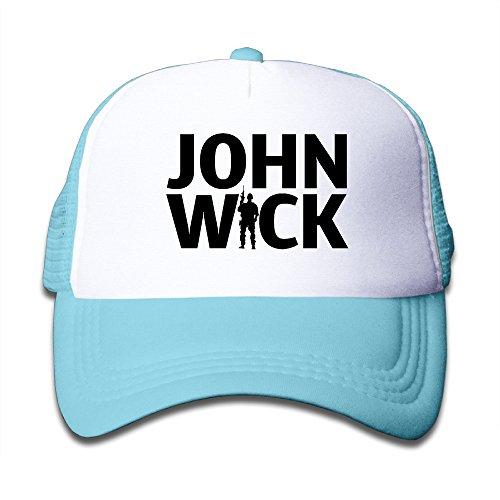 VOLTE Film JW SkyBlue Mesh Hat For Children School Travel Class Activities