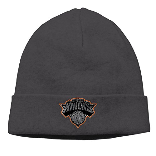 New York Knicks Schedule - New York Knicks Cool Black Up And Over Logo Hipster Beanie Woolen Watch Ski Hat