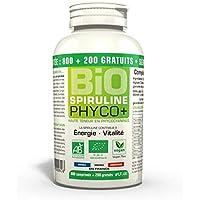 Spiruline Bio Phyco+ - 800 comprimés + 200 gratuits