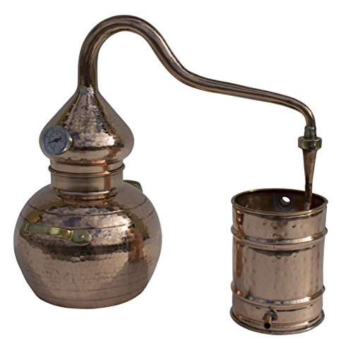 essential still distillation - 5