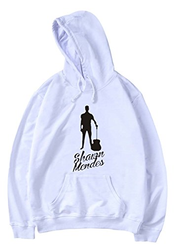 2f594841 SIMYJOY Shawn Mendes Hoodie Fresh Meat Pullover Casual Cute Sweatshirt