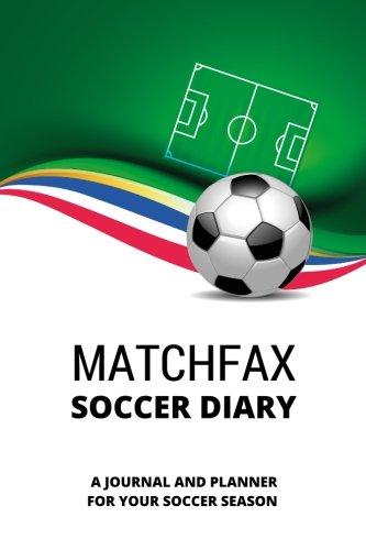 Matchfax Soccer Diary pdf