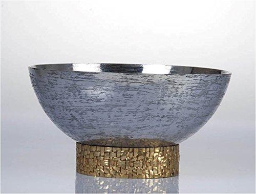 Michael Aram 174918 Palm Bowl, Medium, Gold