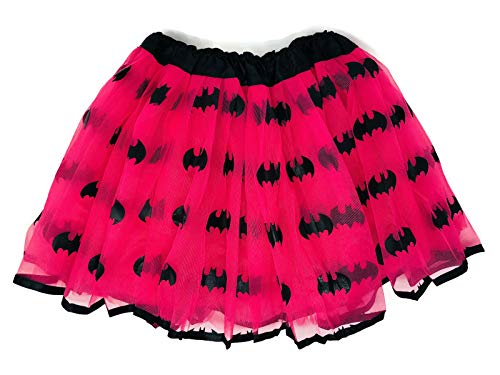 Superhero Dance Costumes (Kam Wing Cheong KWC - Princess Dance Costume Ballet Dress-Up Girls Toddlers Superhero Tutuu (3-8 Years Old, Pink and Black)