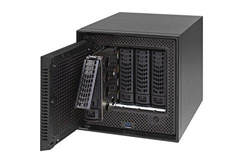 NETGEAR ReadyNAS RN524X00 4 Bay Diskless Premium Performance NAS, 40TB Capacity Network Attached Storage, Intel 2.2GHz Dual Core Processor, 4GB RAM by NETGEAR (Image #5)