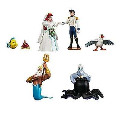 Disney The Little Mermaid Figure Set