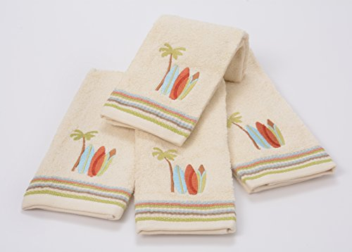 Saturday Knight Limited Gone Surfing Cotton Hand Towel, Set