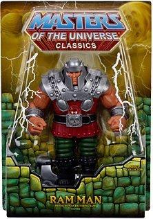 He-Man Masters of the Universe Classics RAM MAN Exclusive Figure Motu ()