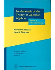 Fundamentals of the Theory of Operator Algebras: Advanced Theory