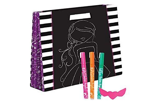 alta calidad Fashion Angels Chox'd Chalkboard Art Tote by Fashion Angels Angels Angels  70% de descuento