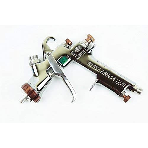 Image of ANEST IWATA Iwata W-400-144G(1.4mm Nozzle) Bellaria Spray Gun without cup Spray Guns & Accessories