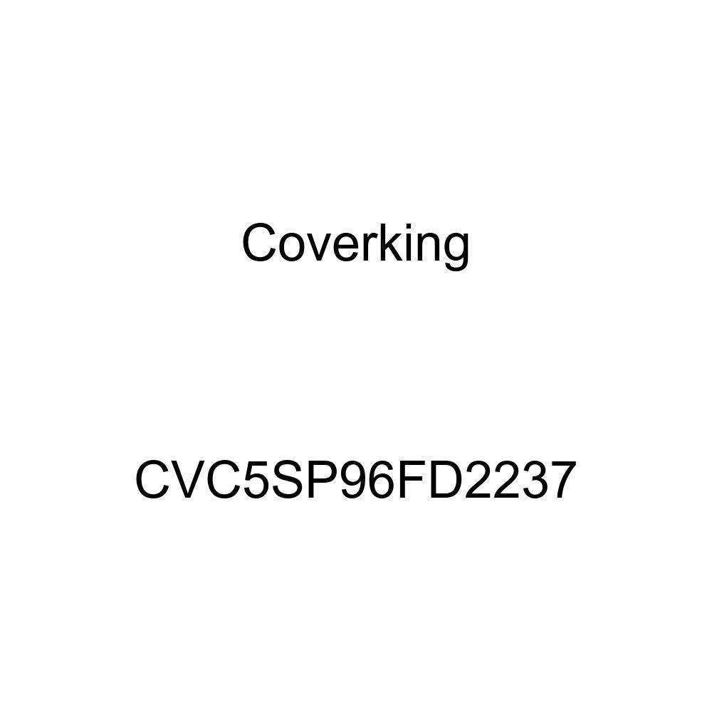 Coverking CVC5SP96FD2237 Tan Stormproof Custom Vehicle Cover