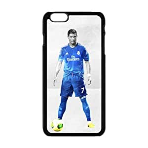 Cool Painting Cristiano Ronaldo Fashion Comstom Plastic case cover For Iphone 6 Plus