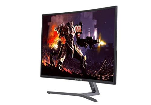 Sceptre C275B-144RR AMD FreeSync DisplayPort HDMI DVI Ports