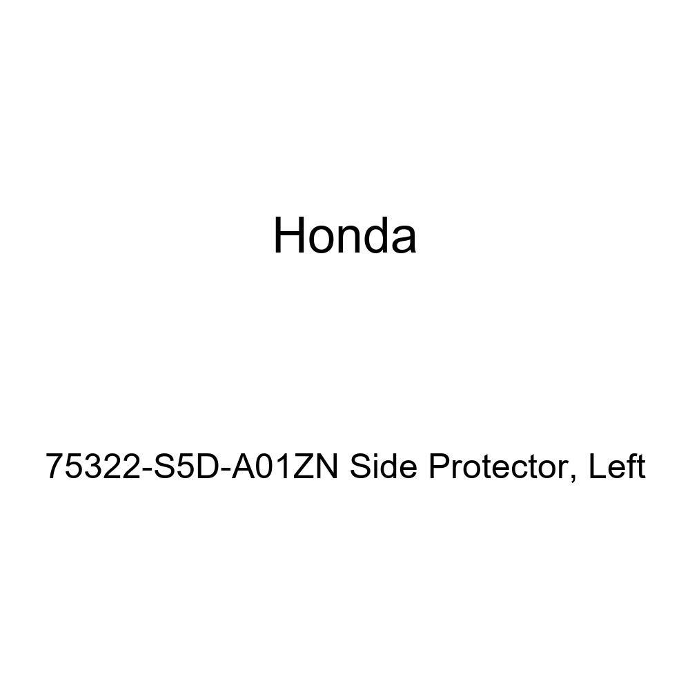 Left Genuine Honda 75322-S5D-A01ZN Side Protector