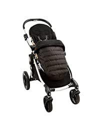 Baby Jogger City Select Foot Muff, Onyx BOBEBE Online Baby Store From New York to Miami and Los Angeles