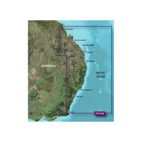 Bay Microsd - Garmin Bluechart G2 - HXPC414S - Mackay To Twofold Bay - microSD/SD