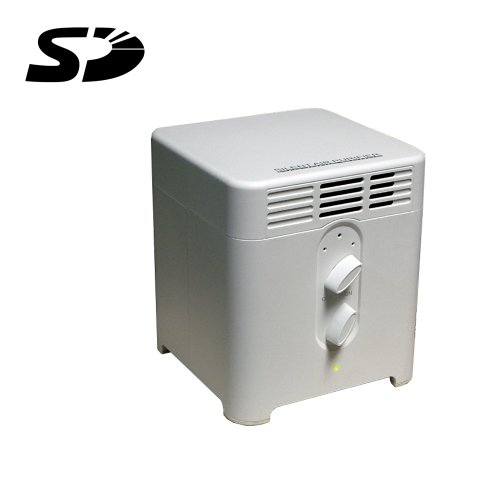SD Card Self Recording Covert Spy Camera (Camera Hidden in Air Purifier) by SCS Enterprises