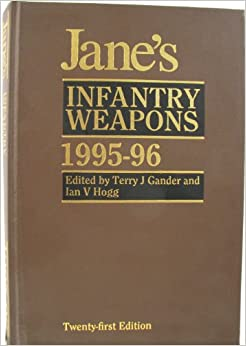 Book Jane's Infantry Weapons 1995-96 (Jane's Weapon Systems Infantry)