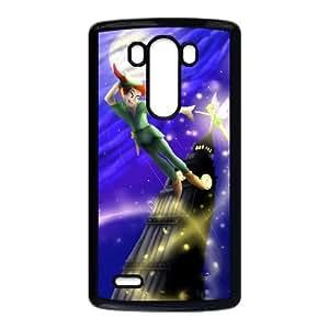 LG G3 Cell Phone Case Black Peter Pan trfp