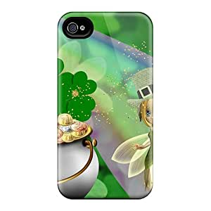Favorcase Cases Covers Protector Specially Made For Iphone 6 Saint Patrick's Day Fairy