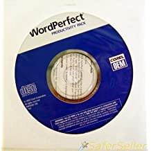 Corel Wordperfect Office Productivity Pack Word Perfect