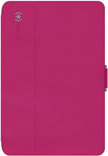 Speck StyleFolio Case and Stand for iPad mini 4 71805-B920 Fuchsia//Nickel Grey