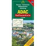 Passau, Rottal-Inn, Bäderdreieck, Altötting: 1:75000