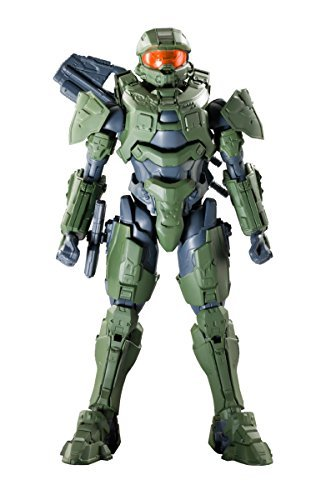 SpruKits Halo The Master Chief Action Figure Model Kit, Level 3 by SpruKits