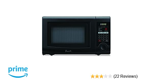 Amazon.com: Avanti AVAMO7192TB Microwave Oven, Black: Industrial & Scientific