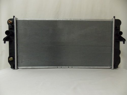 2491 RADIATOR FOR CADILLAC OLDSMOBILE FITS DEVILLE FWD AURORA 4.0 4.6 V8 8CYL (2001 Cadillac Deville Radiator compare prices)