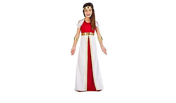 Disfraz de Oráculo Griega Delfos para niña: Amazon.es: Juguetes y ...