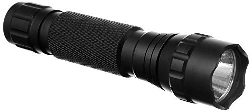 BESTSUN WF-501B Tactical Flashlight 1 Mode Cree XM-L2 LED Military Grade Torch 1200 Lumen High Powered Handheld Lamp Light Portable Water Resistant for Camping Outdoors Sports and Indoor Activities