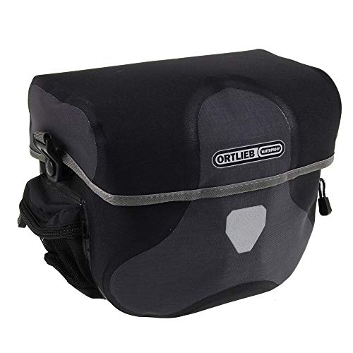 Ortlieb Ultimate 6 Plus Handlebar Bag Large Granite/Black