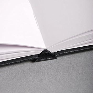 140 g 29.7 x 21 cm wei/ß Clairefontaine 34244C Skizzenbuch mit Fadenbindung Geleimt quer Goldine Din A4