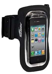 H2O Audio XB1-BK Amphibx Fit Waterproof Armband for Smartphones (Black)
